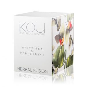 White Tea & Peppermint – Herbal Infusion