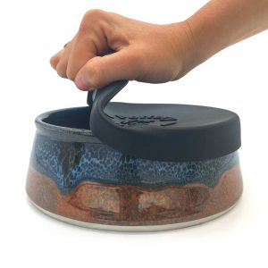 Outback – Reusable Ceramic Travel Bowl with Lid