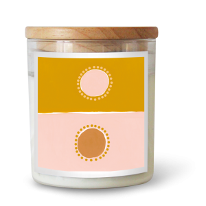 Two Suns Candle by Natalie Jade – Himalayas Fragrance