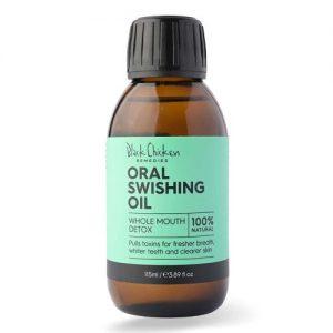 Oral Swishing Oil – Oil Pulling Oil