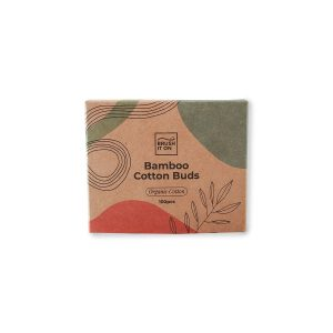 Bamboo Cotton Buds – 100 pack