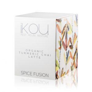 Organic Tumeric Chai Latte – Spice Fusion