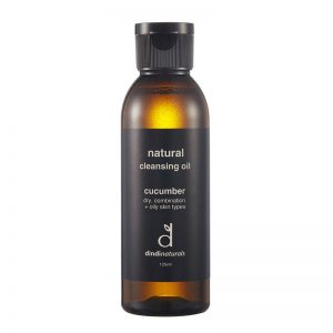 Dindi Naturals Cucumber Facial Cleansing Oil