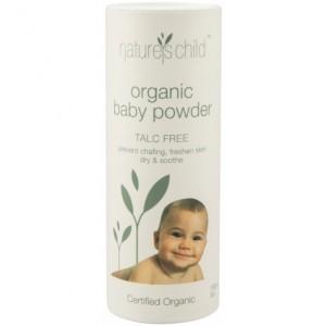 Natures Child Organic Baby Powder