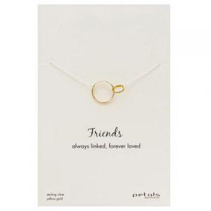 Friends Necklace – Always linked, forever loved