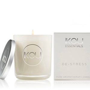 Aromatherapy Candle – De-Stress