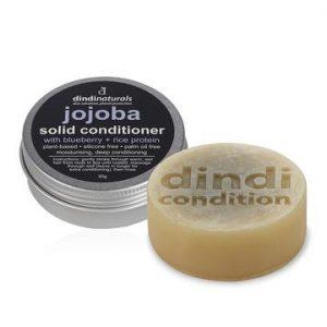 Dindi Naturals Jojoba Solid Conditioner Bar