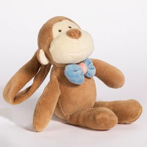 Certified Organic Cotton – Stroller Toy
