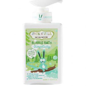 Bubble Bath Simplicity – Natural 300mL