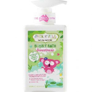 Bubble Bath Sweetness – Natural 300mL