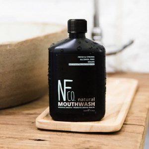 Natural Mouthwash – Alcohol & Fluoride Free 354mL