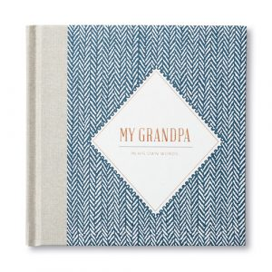 My Grandpa – in his own words