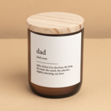 Dad Candle – my hero
