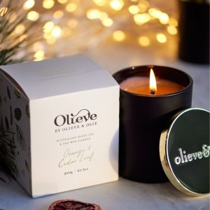 Christmas Limited Edition Candles