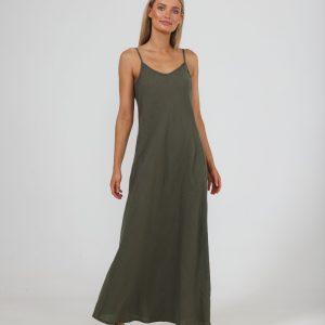 Claro Maxi Dress – Thyme