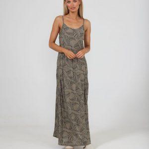 Claro Maxi Dress – Laurel Leaf