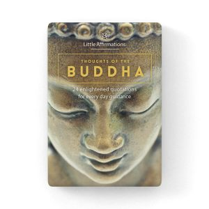 Buddha – Daily Affirmation Cards for everyday guidance
