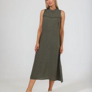 Helaina Dress – Thyme