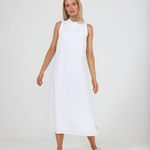 Helaina Dress – White