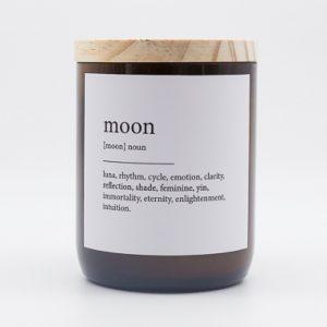 Moon Candle – luna, rhythm, cycle, enlightenment