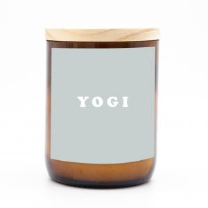 Yogi Candle