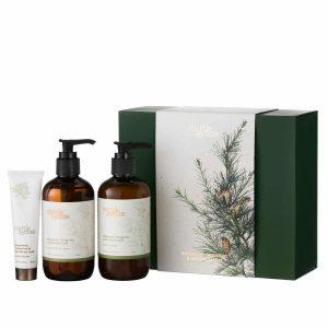 Bergamot, Tangerine & Geranium Leaf Trio (250ml Body Wash, Body Lotion & Mini Hand Cream)